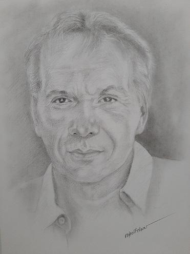 Michel Sardou by Bobchew